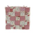 Подушка для стула розовая 210(розовый)