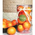 Муляж апельсинов в пластиковой упаковке, 27797