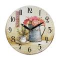 Часы настенные 29*4 см EW99P-0002