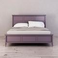 Кровать 160*200 Riverdi, орхидея