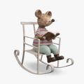 Мышка в Кресле-Качалке (Полистоун)