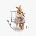 Кролик-Мама с Малышом Полистоун