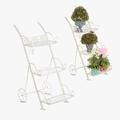 Подставка-Лесенка Металлическая для Цветов