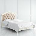Кровать с мягким изголовьем 140*200 Romantic