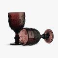 Бокал для Вина Темный Сливовый Королевский 300 ml (набор 6шт)