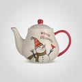 Чайник Заварочный Керамический Новогодний