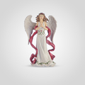 Девушка Лучезарный Ангел (Полистоун)