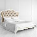 Кровать с мягким изголовьем 160*200 Golden Rose