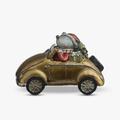 Новогодний Мышонок на Машине