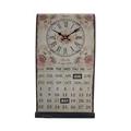 Часы настенные металлические Календарь 50588