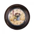 Часы настенные круглые 32х32x5,5 EW99P-0023