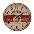Часы настенные круглые(34см) 50917