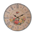 Часы настенные круглые(34см) 50985