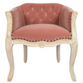 Кресло «Биарриц Розовый кварц» 108230