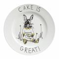 Тарелка Cake is Great DG-DW-612