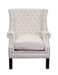 Кресло Teas beige KS-06-1-W