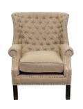 Кресло Teas brown KS-06-1-B