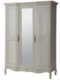 Шкаф 3-х дверный бежевый DF886 (S2)
