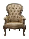 Классическое кресло Madre brown