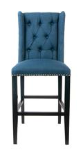 Барный стул Skipton blue CF-1955-B