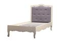 Кровать с мягким изголовьем MUR154M L.L2+F.12