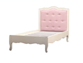 Кровать с мягким изголовьем MUR152M L.L2+F35