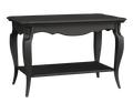 Стол прямоугольный Belverom Black (черный)