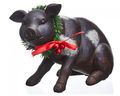 Статуэтка свинья 18х8,5х14 QJ99-0156