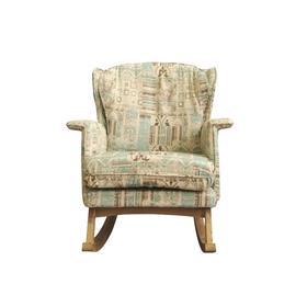 Кресло-качалка KY-3174-OAK