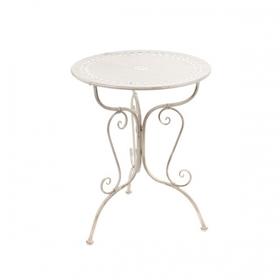 Стол с завитками 62х62х73 PL08-6242