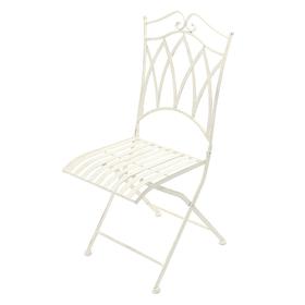 Стул с прямоугольной спинкой (завиток) (отгружается по 2 шт.) 45*41*94 см PL08-8669