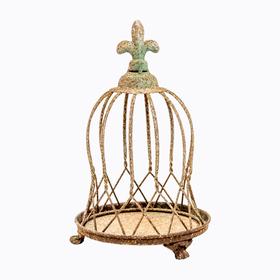 Декоративная клетка «Королевская лилия», версия S 5086883