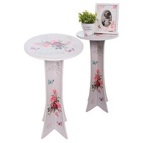Столик Розовая мечта 35х35х50 YG823