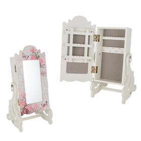 Зеркало-шкатулка Розовая мечта YG850-2