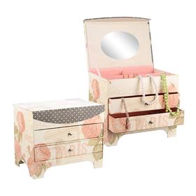 Подарочная коробка-шкатулка Роза в Париже