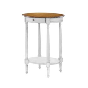Стол кофейный овальный H835 (D71+M01)