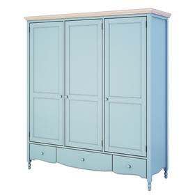 Шкаф 3 двери Leblanc L131 NH-LG131