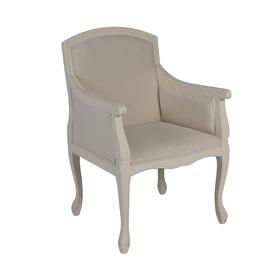 Кресло бежевое в стиле Кантри 13AT358