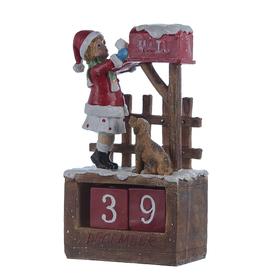 Календарь Девочка с собачкой A1316112