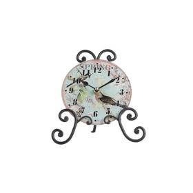 Часы на подставке Fliegen
