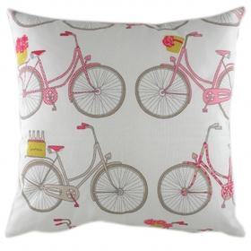 Подушка с принтом Summersdale Poppy