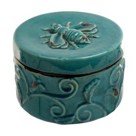 Шкатулка-конфетница 18*18*12 см LC52-0009