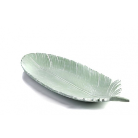 Сервировочное блюдо Bird Feather