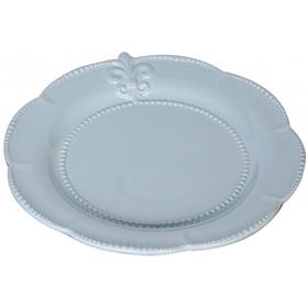 Тарелка Tess Blue