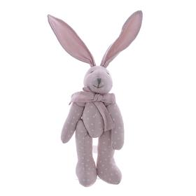 Мягкая игрушка розовый кролик (30см) AM10130-5