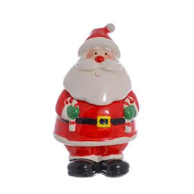 Банка декор Санта Клаус T152804