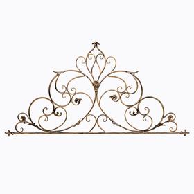 Изголовье для кровати «Фонтейн» (королевская бронза) 8770
