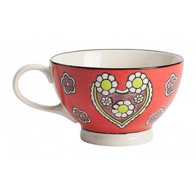Чашка, раскрашенная вручную Leone DG-DW-597-2