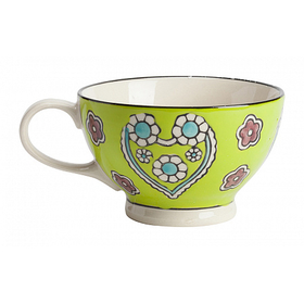 Чашка, раскрашенная вручную Kamille DG-DW-597-3