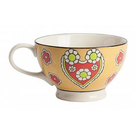 Чашка, раскрашенная вручную Nolty DG-DW-597-4